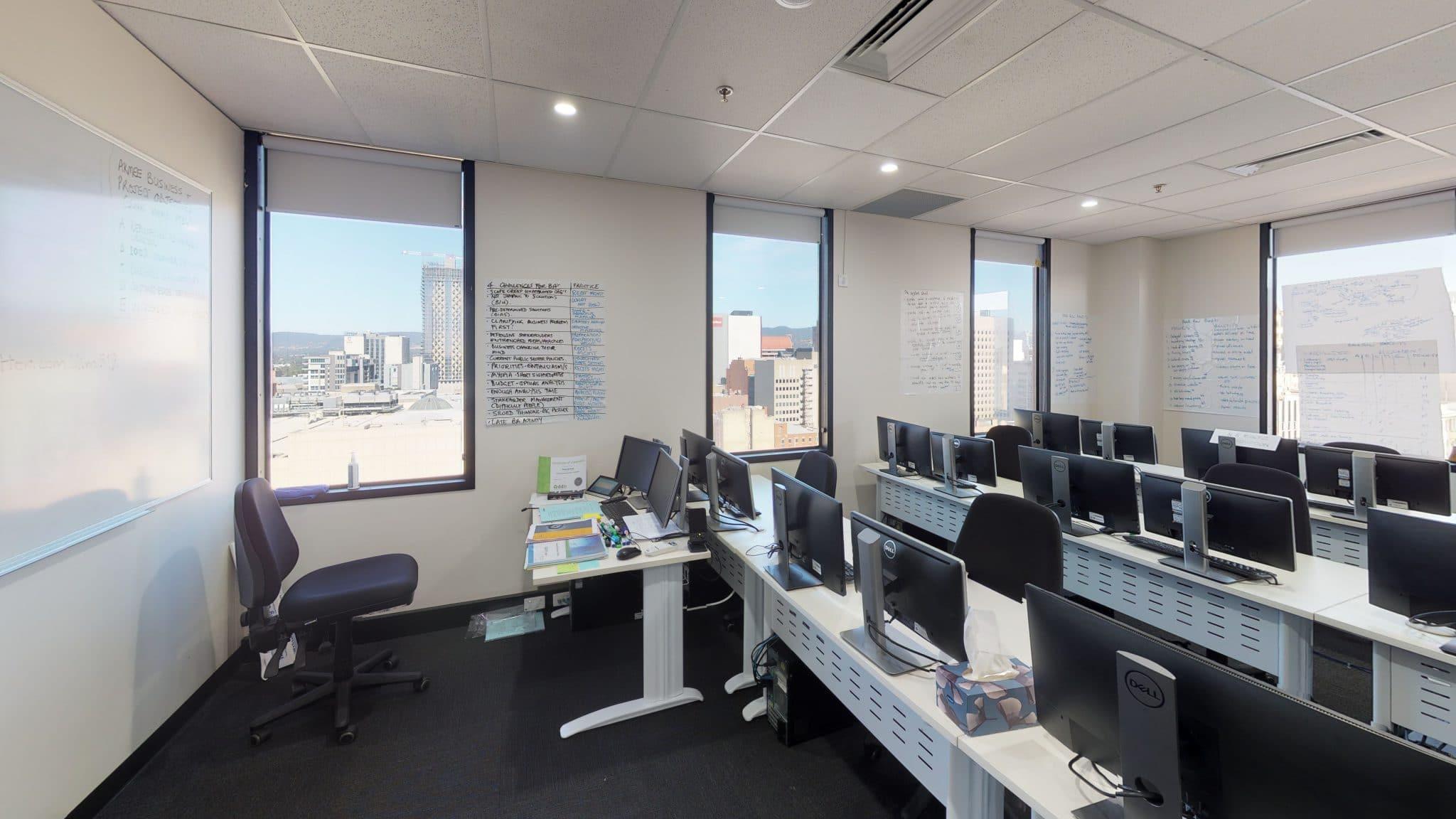 DDLs Adelaide Classroom