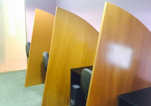 DDLS Melbourne - study booths available