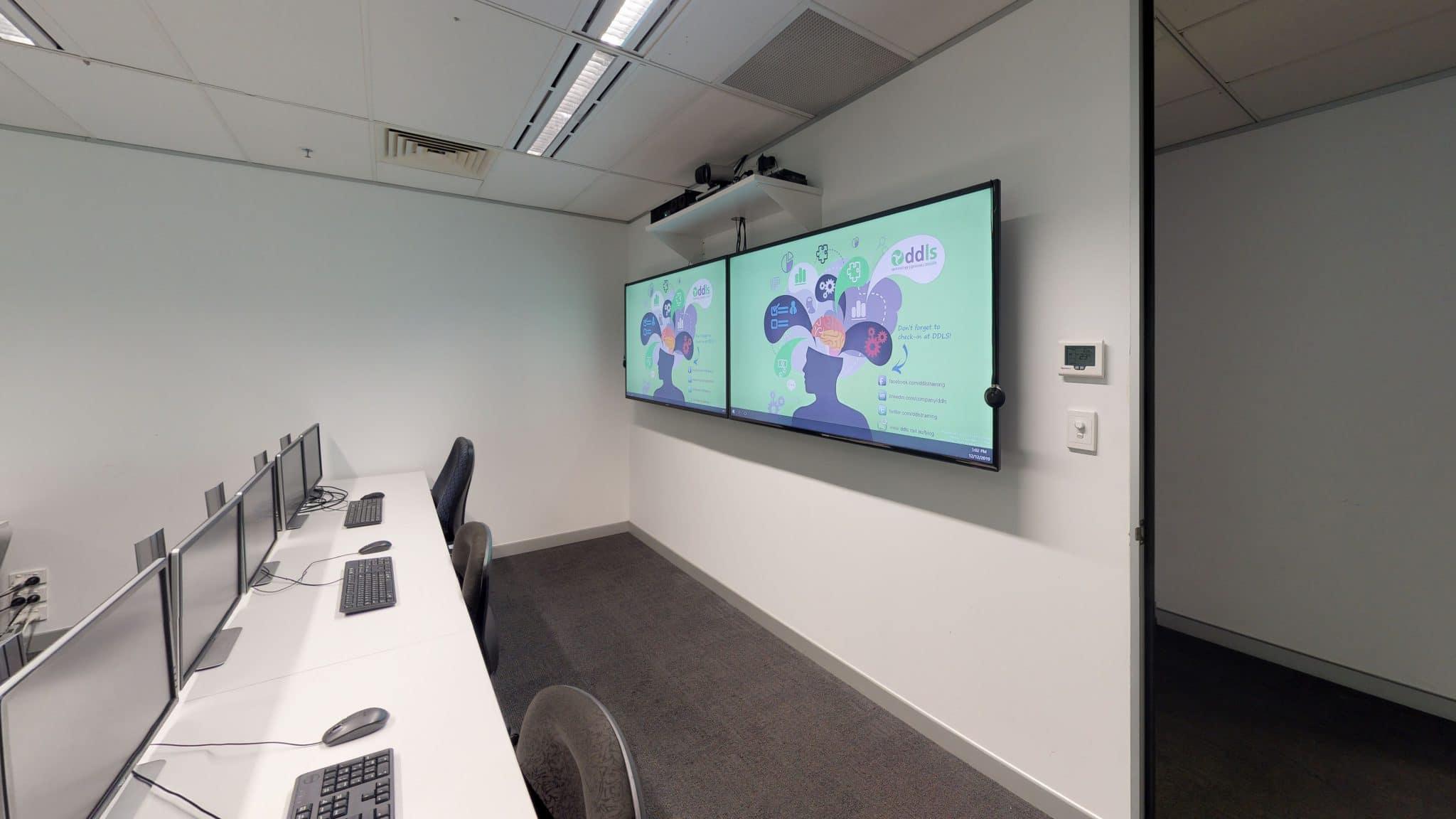 DDLS Brisbane Classroom
