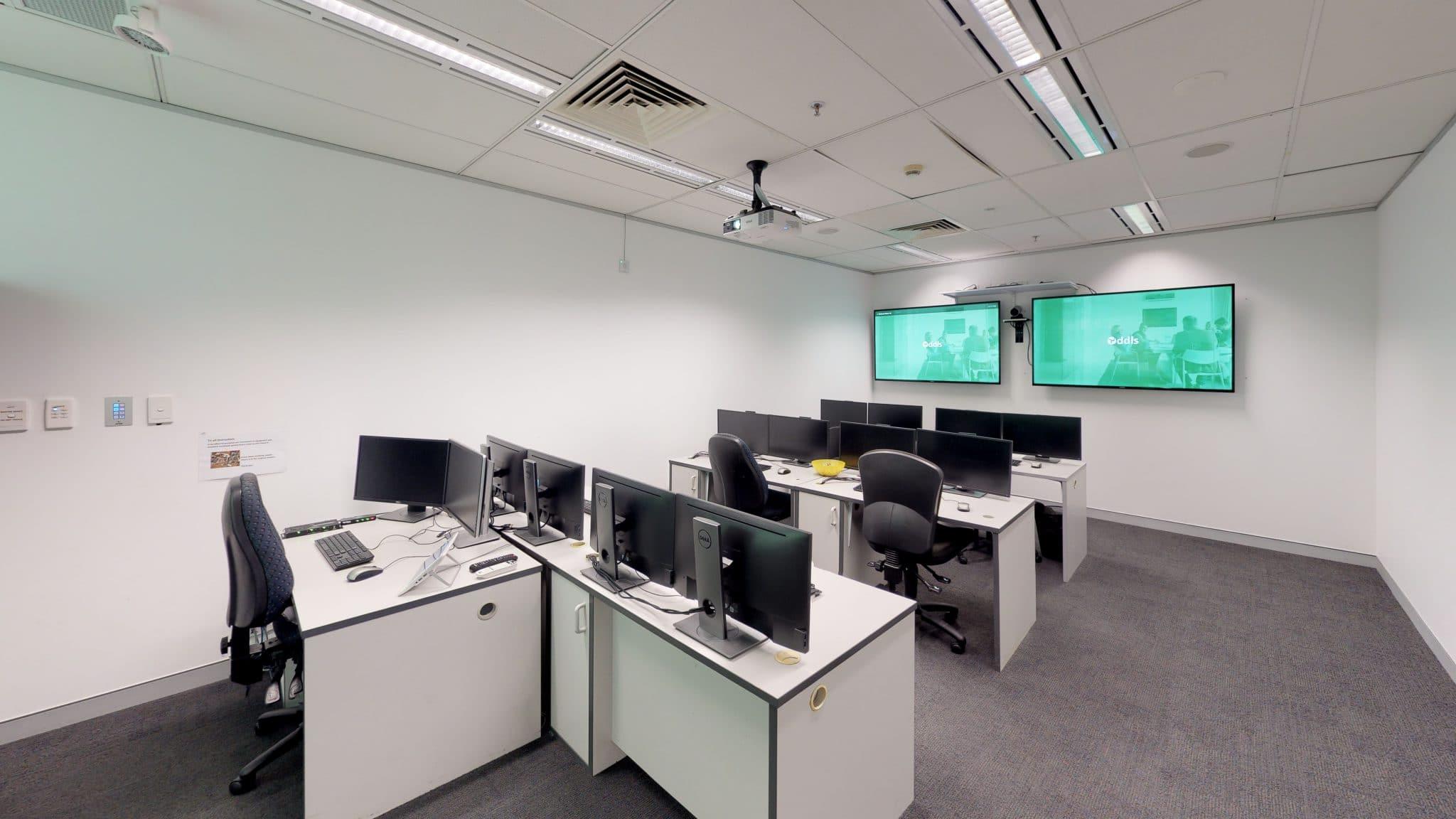 DDLS Brsibane Classroom