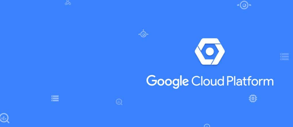 Google Cloud Platform banner