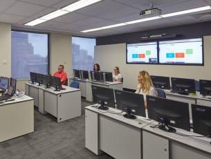DDLS Sydney - Telepresence classroom