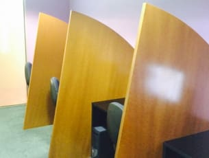 DDLS Melbourne - private study booths available