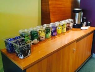 DDLS Melbourne - tea & coffee supplied