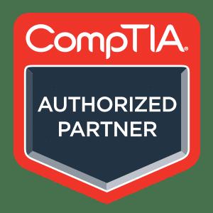 CompTIA partner logo