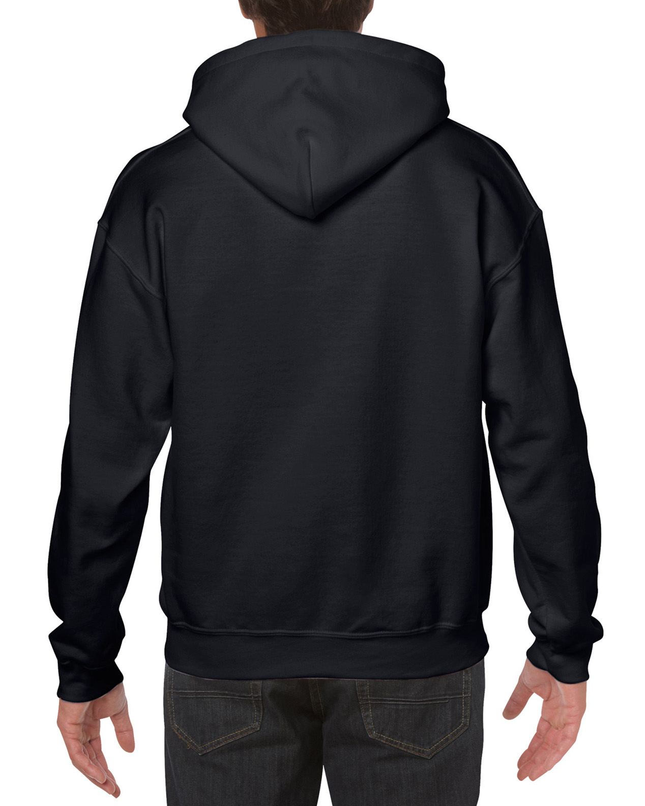 bad682e10f7 Custom Printed Gildan Heavy Blend Hooded Sweatshirt - Coastal Reign