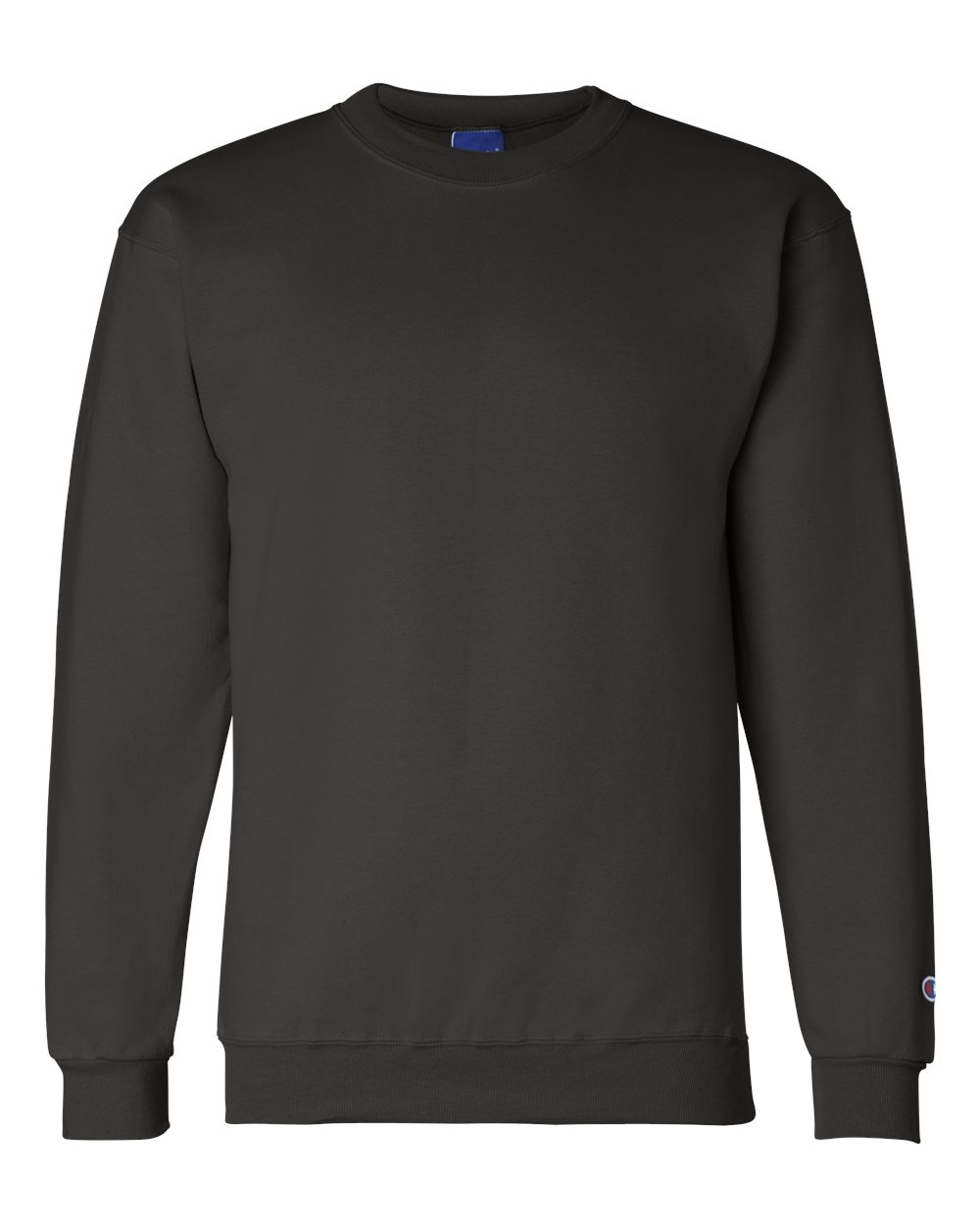 a6edc3330 'A picture of a Champion Double Dry Eco Crewneck Sweatshirt, ready to be  custom. '