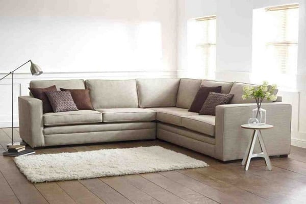 L shaped sofa set design in pune