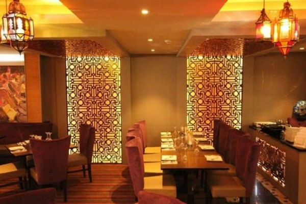 restaurant interior design in pune