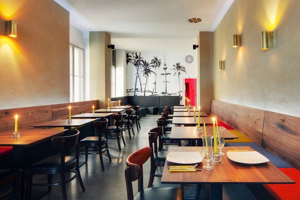 restaurant interior design in pune