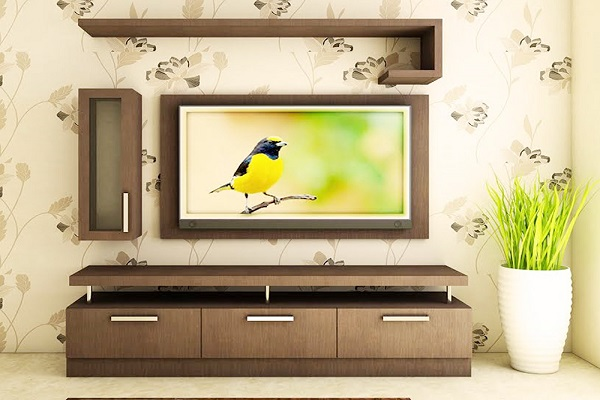 TV unit design and cabinets