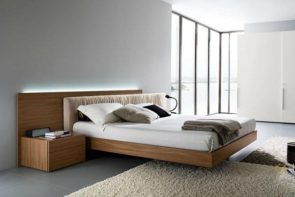 queen size bed design