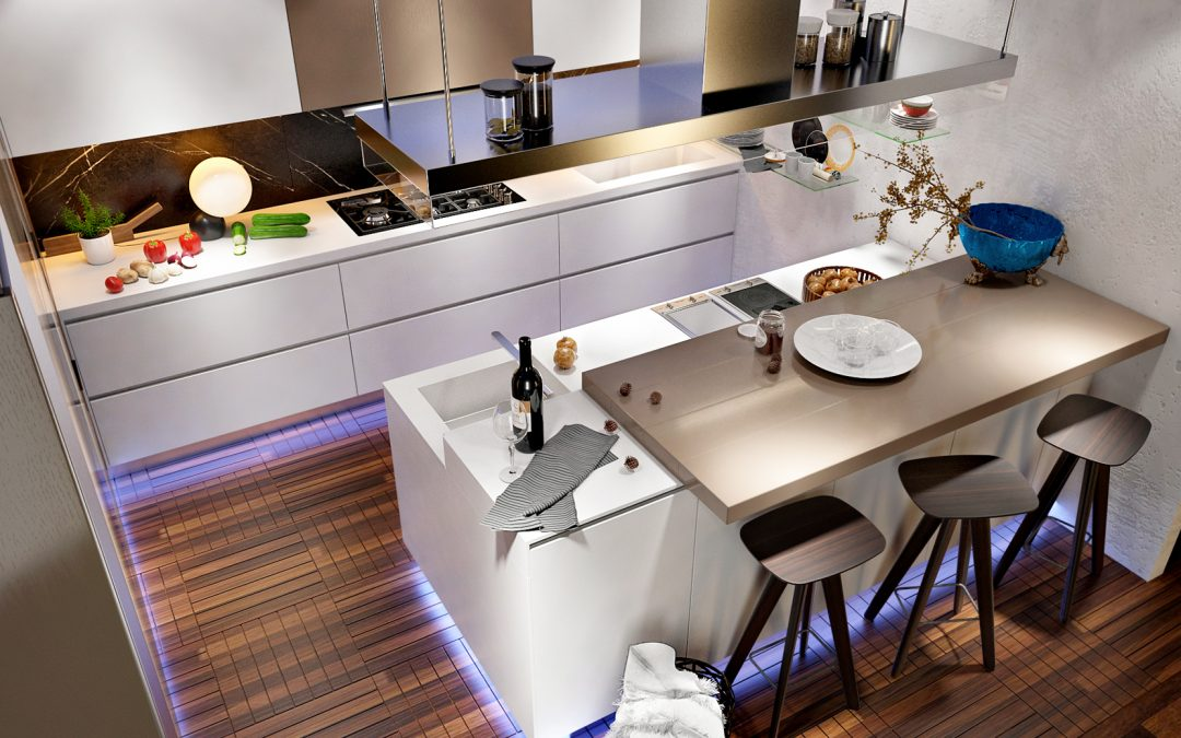 Kitchen Trolley In Pune Top Trends In Kitchen Design Narendra Kitchens