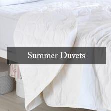 Summer Duvets
