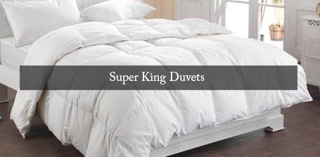 All Super King Duvets