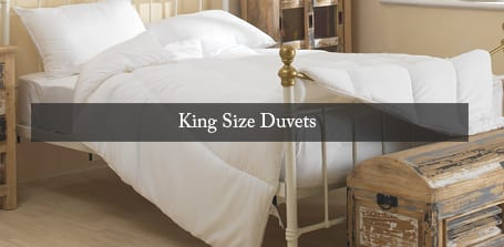 All King Size Duvets