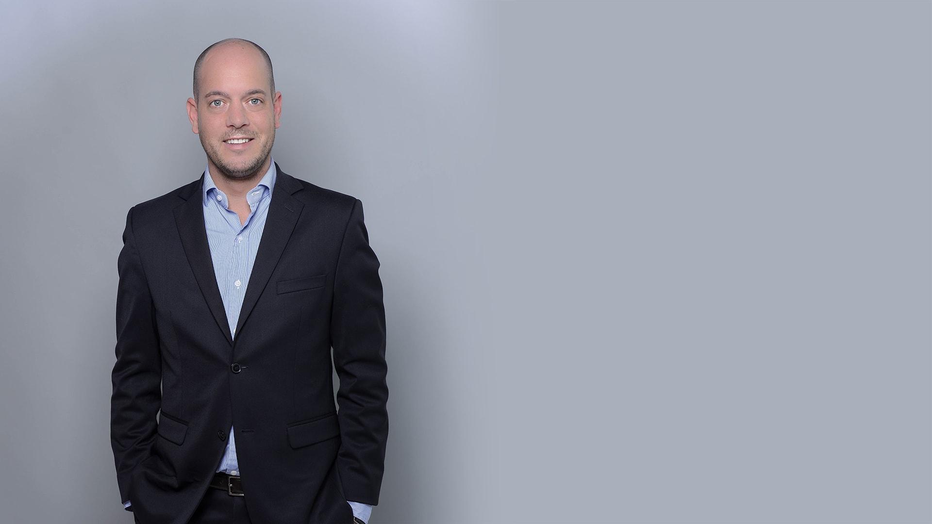 Nicolai Schmitteckert - Marketingberater für Onlinemarketingstrategie in Karlsruhe