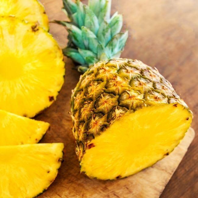 Ananas, die Königin der Tropen