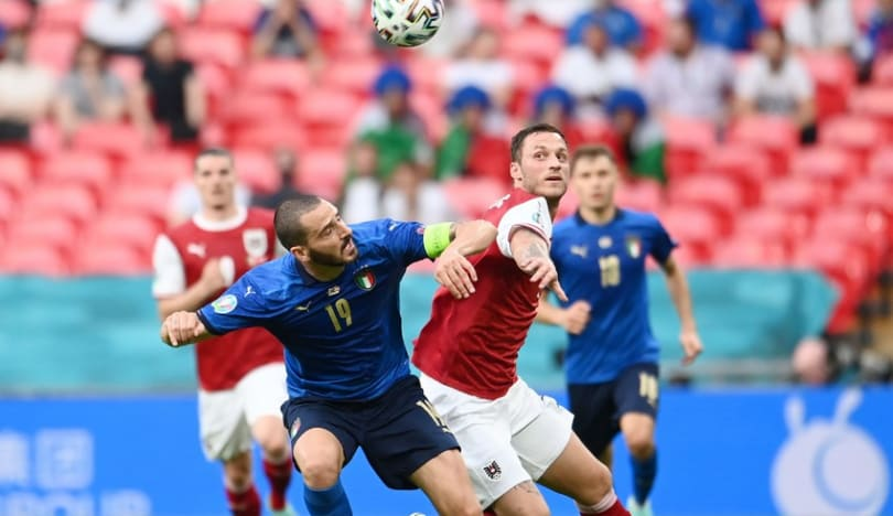 Avstriya və İtaliya yığmaları Avropanın futbol rekordunu təkrarladı