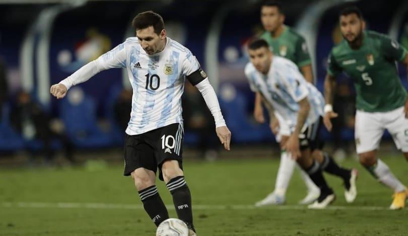 Messi Argentina millisində yeni rekorda imza atdı