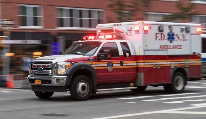 ABŞ-da partlayış olub, 16 nəfər yaralanıb