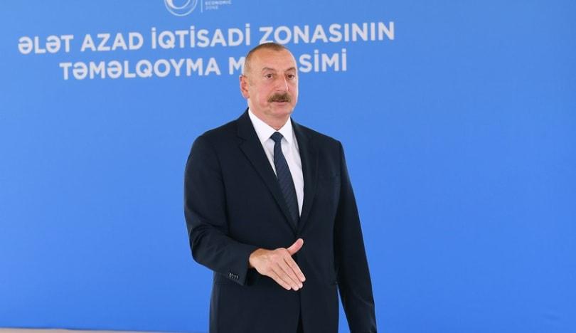 Azərbaycan lideri: