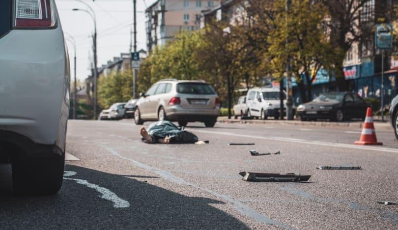 Yevlaxda avtomobil piyadanı vuraraq öldürdü Yevlaxda avtomobil piyadanı vuraraq öldürdü