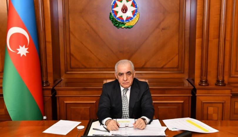 Əli Əsədov Qırğızıstanın XİN başçısı ilə görüşüb