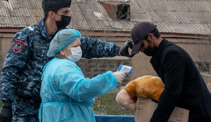 Ermənistanda 89 nəfərdə təhlükəli virus aşkarlanıb
