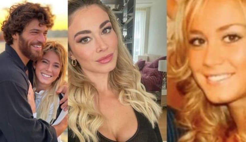 Can Yamanın italiyalı sevgilisinin arxiv fotoları görənləri çaşdırdı