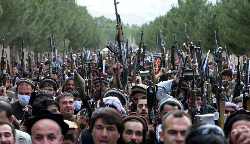 Əfqanıstan ordusu əməliyyat keçirib, 69 silahlı öldürülüb, 23-ü yaralanıb