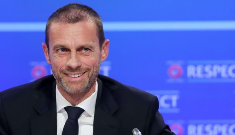 UEFA prezidenti azərbaycanlı könüllülərə təşəkkür etdi