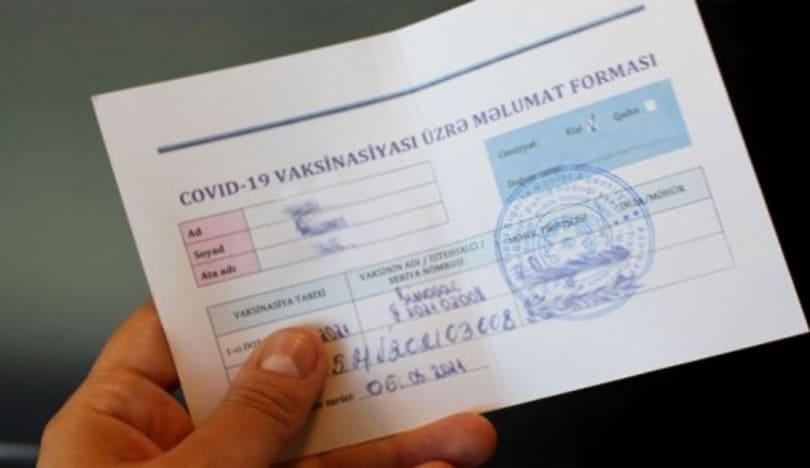 Bu sahələrdə COVID-19 pasportu tələb ediləcək (QƏRAR)