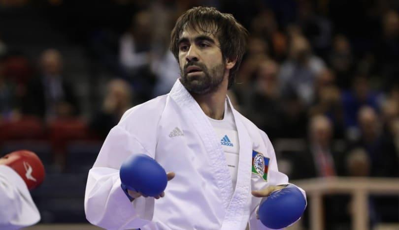 Rafael Ağayev Tokio-2020-yə qələbə ilə başlayıb