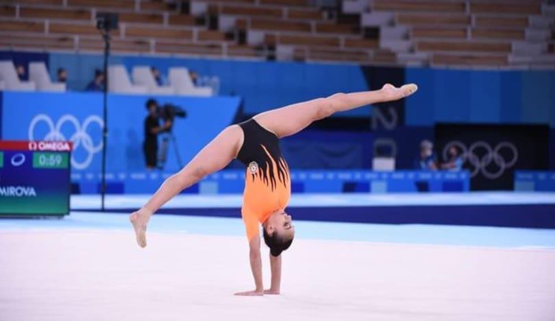 Tokio-2020: Azərbaycanlı gimnast 15-ci pillədə qərarlaşıb
