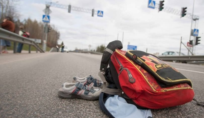 Bakıda 23 yaşlı gənci avtomobil vurub