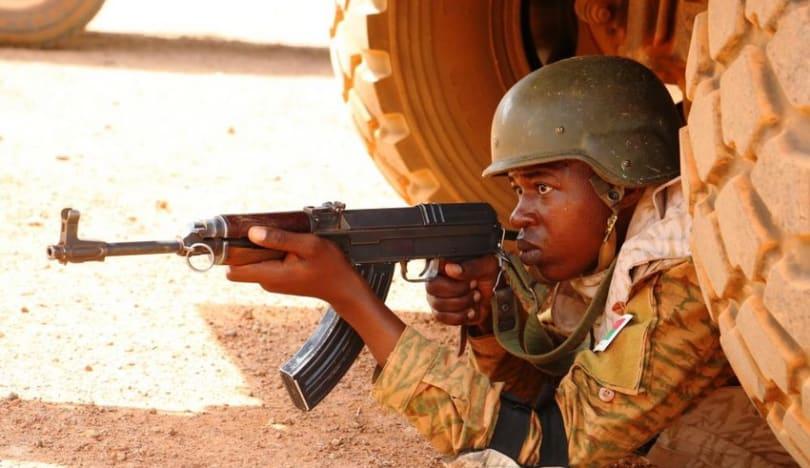 Burkina-Fasoda hücum zamanı təhlükəsizlik qüvvələrinin 12 əməkdaşı həlak olub