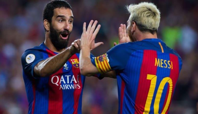 Arda Turandan duyğusal Messi paylaşımı