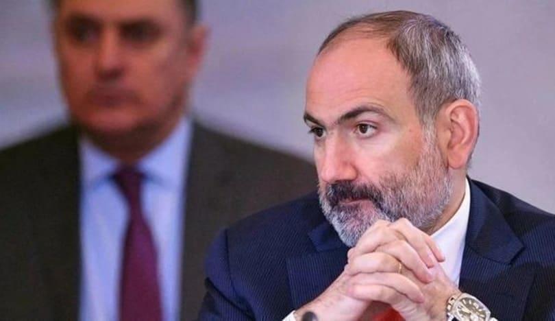 """Paşinyan: """"Ermənistan ərazi zəbt etmək niyyətində deyil"""""""