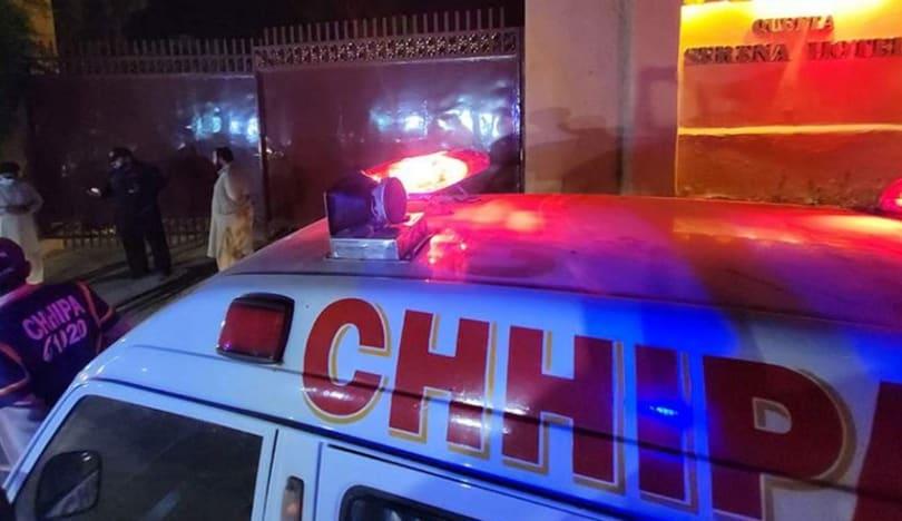 Pakistanda müstəqillik günü partlayış olub, 13 nəfər ölüb, yaralılar var