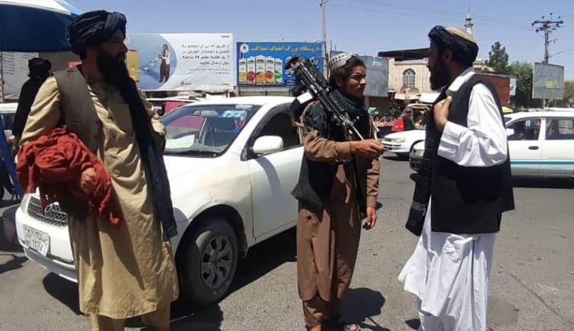"""""""Taliban"""" Əfqanıstanın bütün ərazisini ələ keçirdiyini elan edib"""
