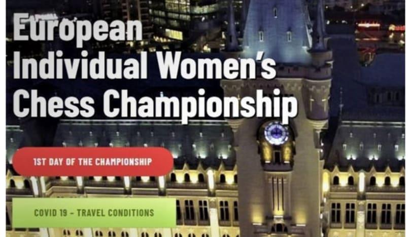 Bu gün qadın şahmatçıların Avropa çempionatında yeddinci turun oyunları keçiriləcək