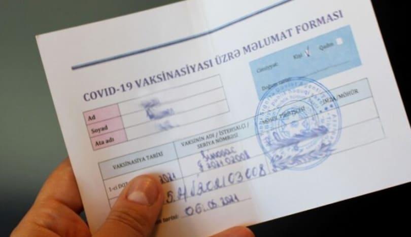 Vətəndaşların NƏZƏRİNƏ: COVID-19 pasportu olmayanlar üçün bu gündən daha bir qadağa qüvvəyə mindi