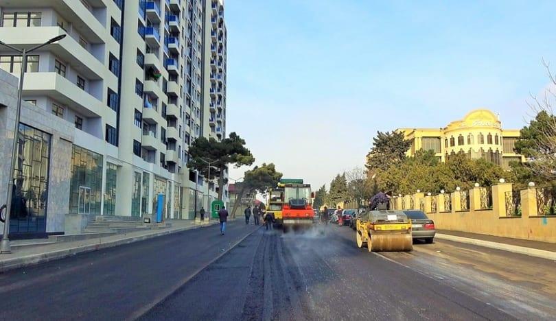 Prezident Bakıda avtomobil yollarının yenidən qurulması üçün 1,6 milyon manat ayırdı