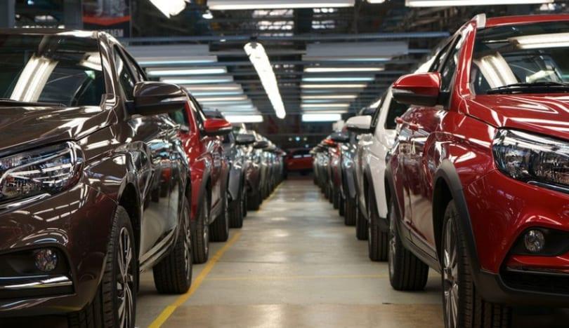 """""""AvtoVaz"""" çip çatışmamazlığına görə istehsalı yenidən dayandırır"""