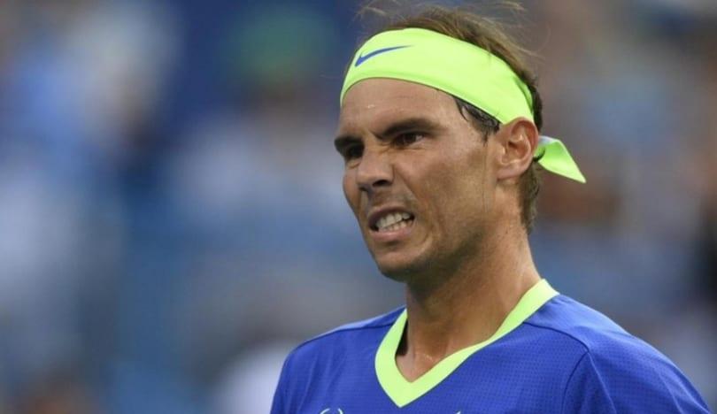 Rafael Nadal zədə səbəbindən mövsümü başa vurub