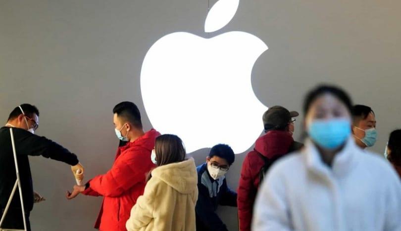 """""""Apple"""" əməkdaşlarının məsafədən işləmə müddətini yanvaradək uzadıb"""