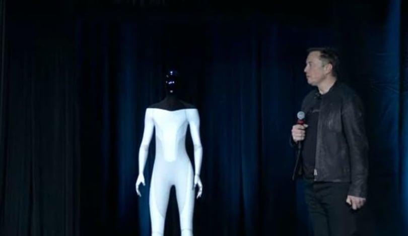 Tesla insanabənzər robot hazırlayır