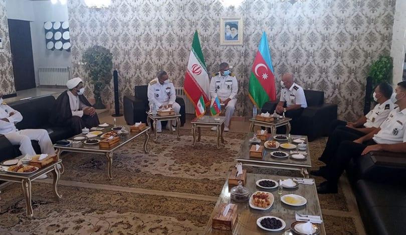 Azərbaycan və İranın HDQ nümayəndə heyətləri görüşüb