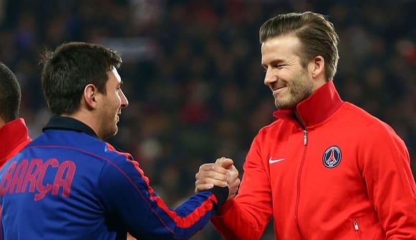 Messi Bekhemin klubu ilə danışıqlar aparır